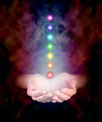 Chakra Healing Energy