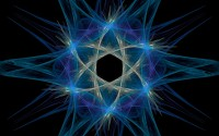 ws_Blue_Flame_Star_Fractal_1920x1200